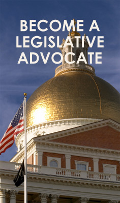 Become a Legislative Advocate