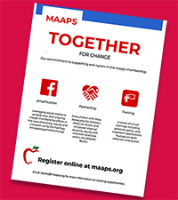Cover Photo - MAAPS: Together for Change