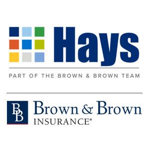 Hays - part of the Brown & Brown Team